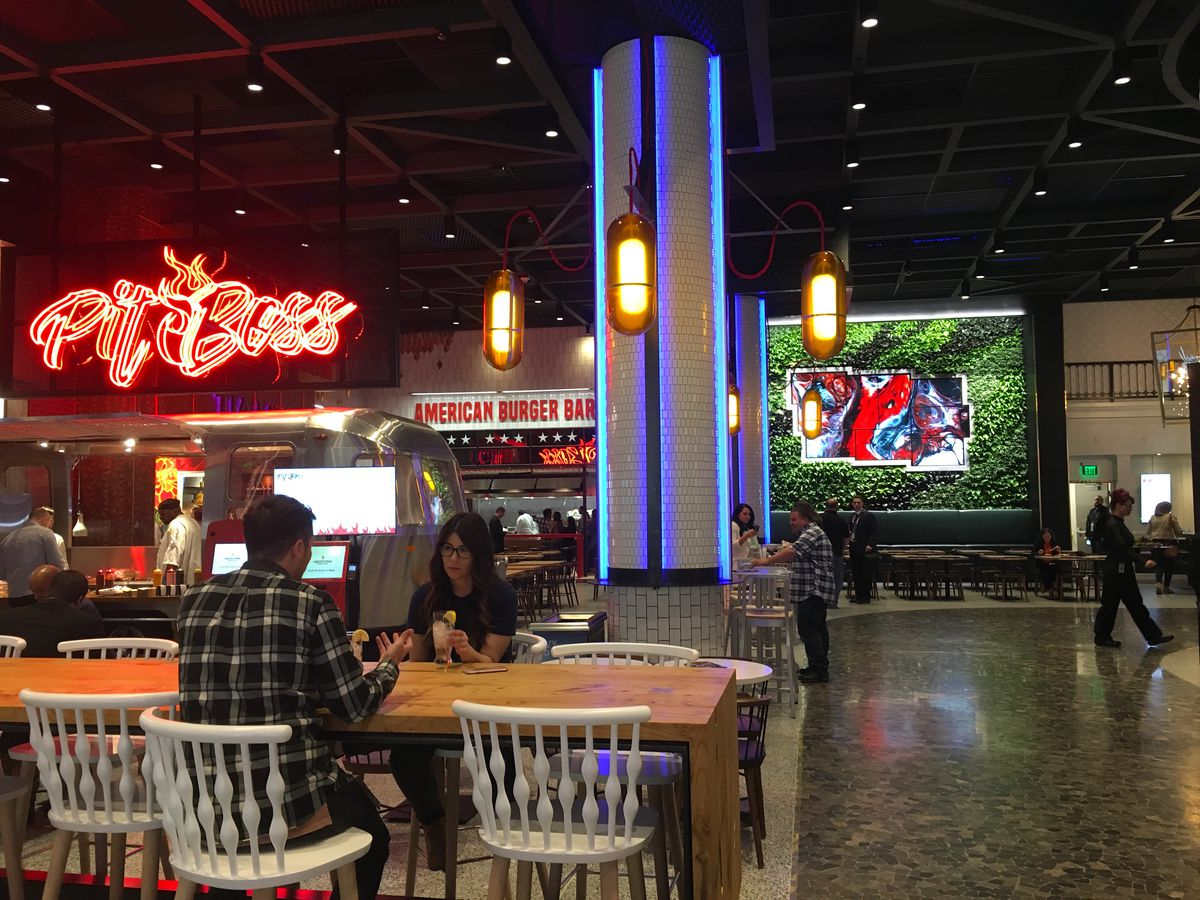 Greektown Casinos Monroe Market And Noodle Art Restaurant Open On