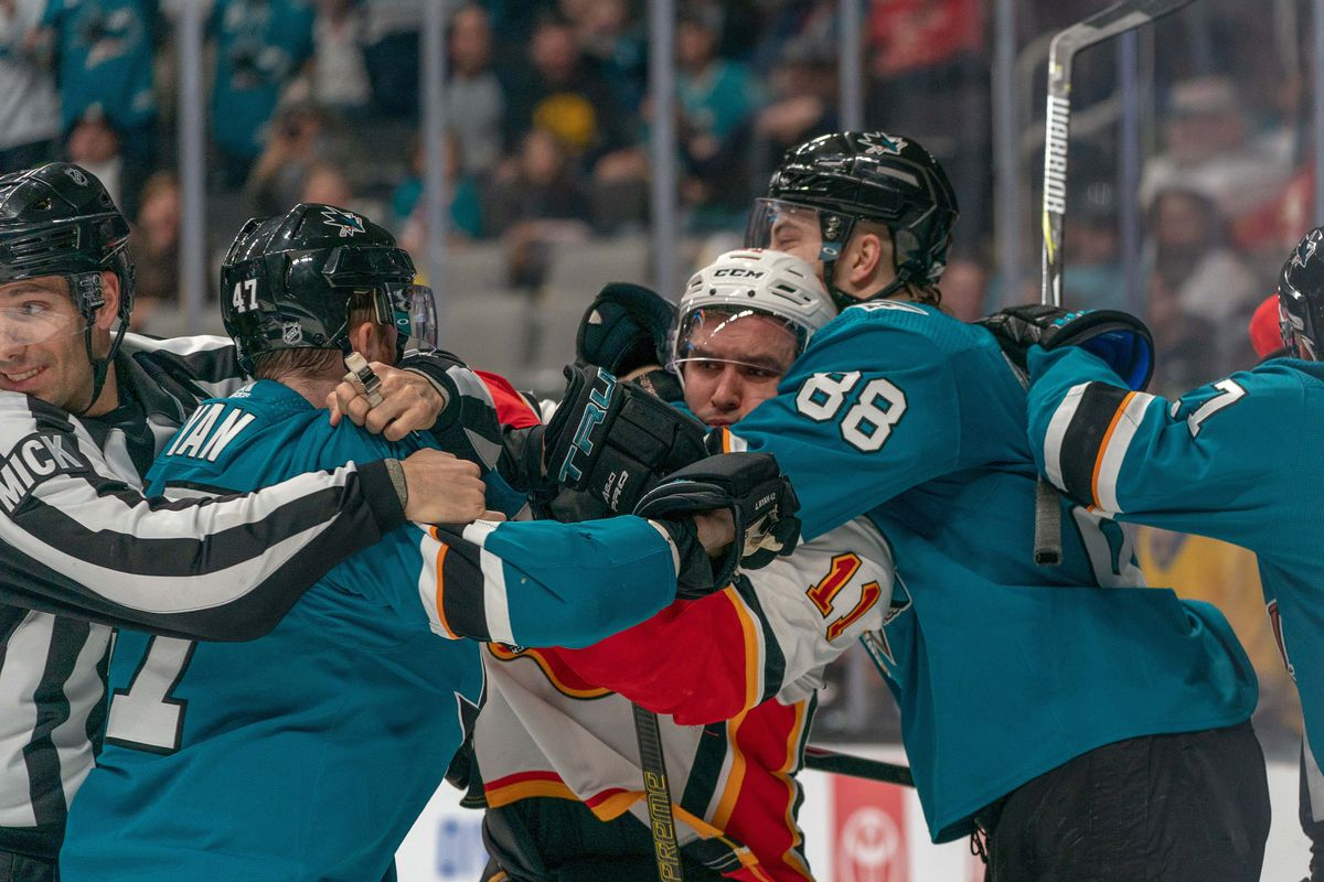 San Jose Sharks at Calgary Flames Preseason: Rosters, gamethread, and where to watch