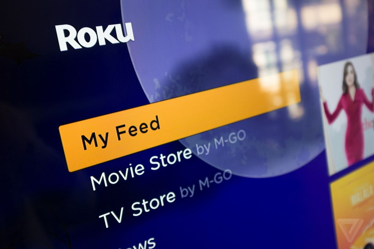 Roku Launches Its Own Adsupported Movie Channel The Verge - Invoice statement template free rocco's online store