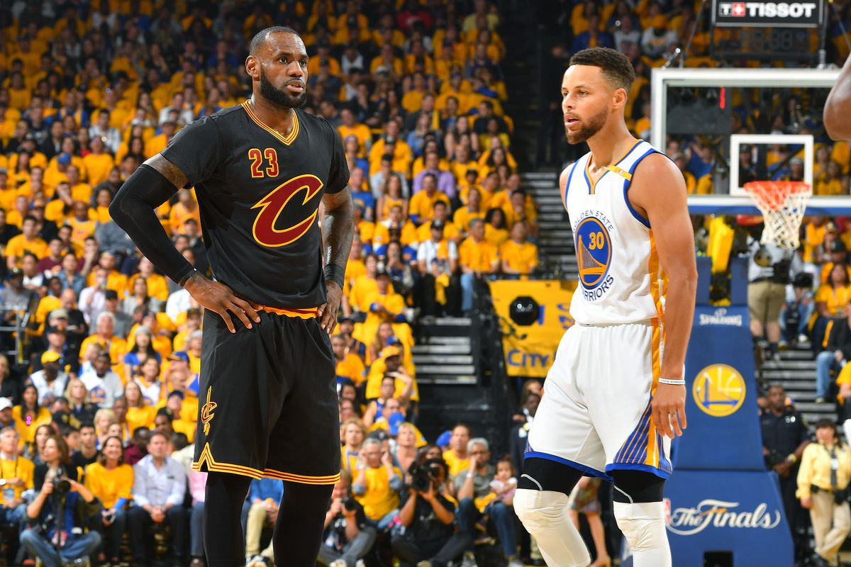 66201afd 6 things we learned from LeBron James' and Steph Curry's 2018 All-Star draft