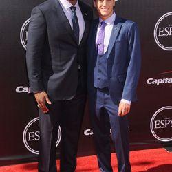Michael Sam (NFL) and boyfriend Vito Cammisano