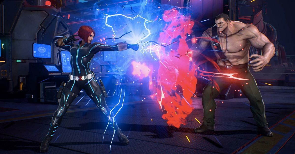 Venom, Black Widow and Winter Soldier join Marvel vs. Capcom: Infinite on Dec. 5