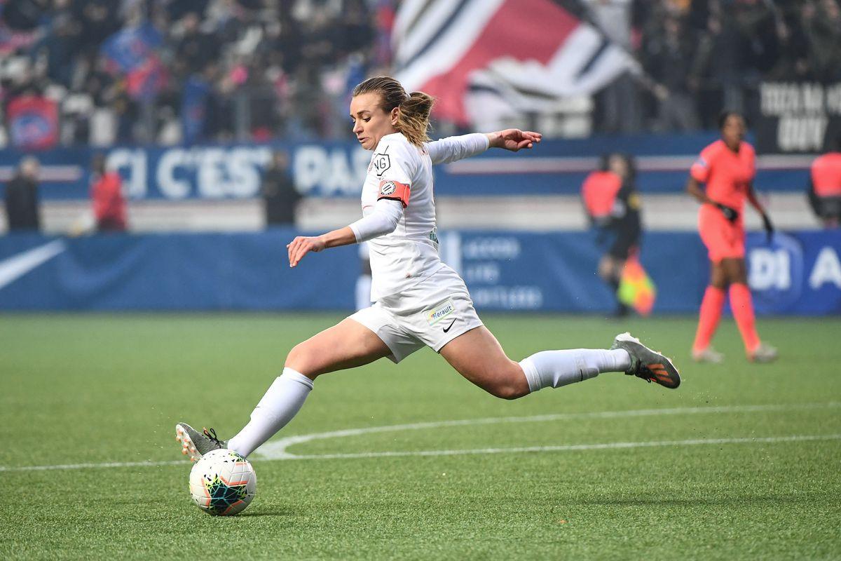 Paris Saint-Germain v Montpellier HSC - Division 1