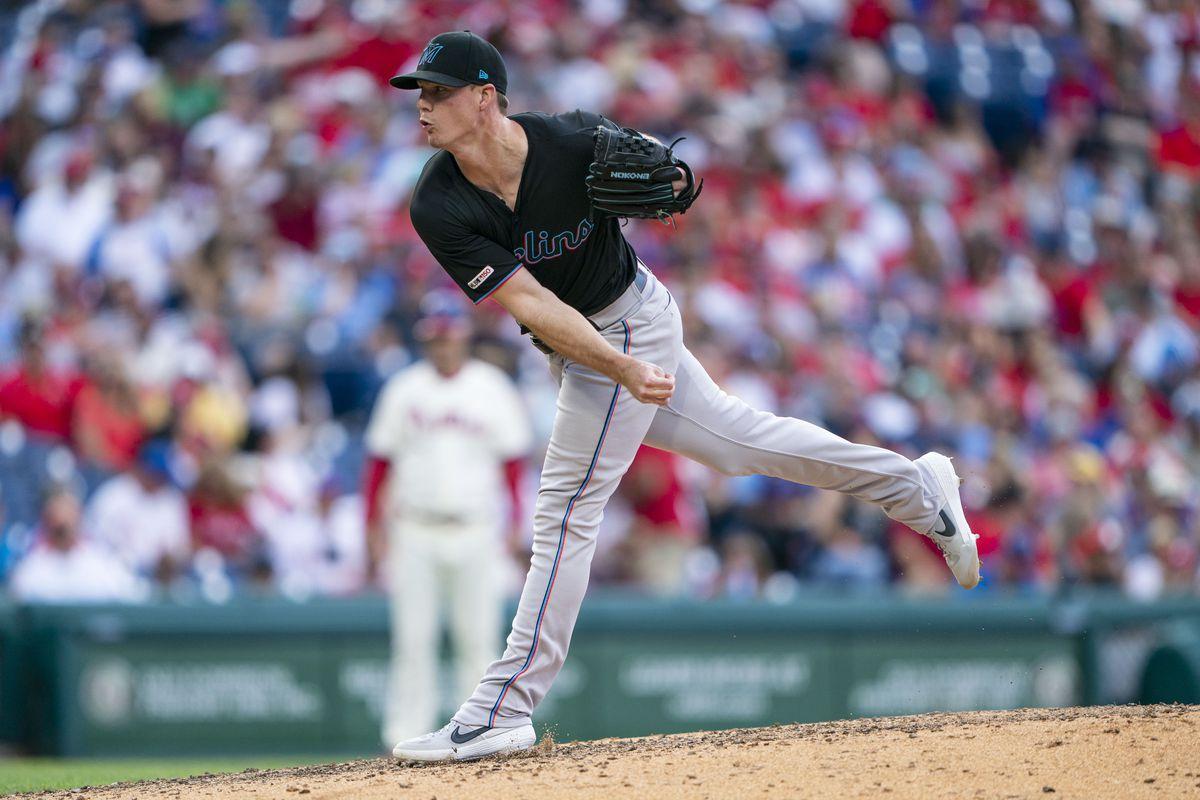 MLB: JUN 22 Marlins at Phillies