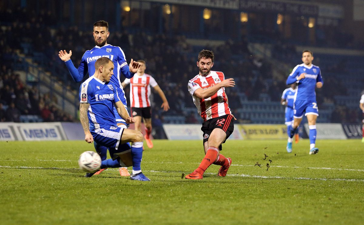 Gillingham v Sunderland: FA Cup First Round Replay
