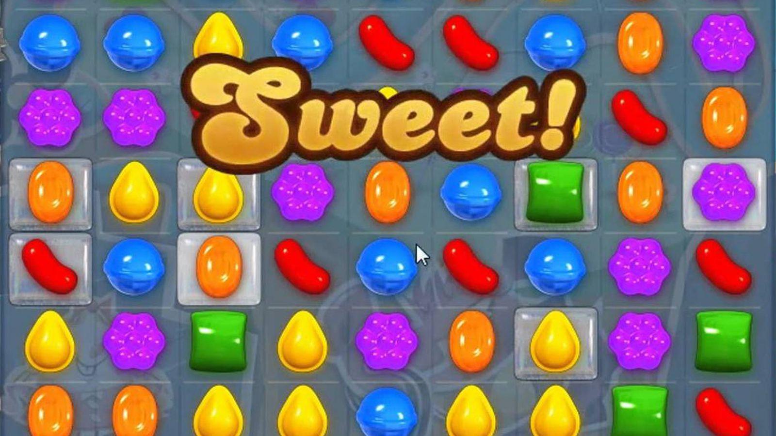 Candy Crush Level überspringen