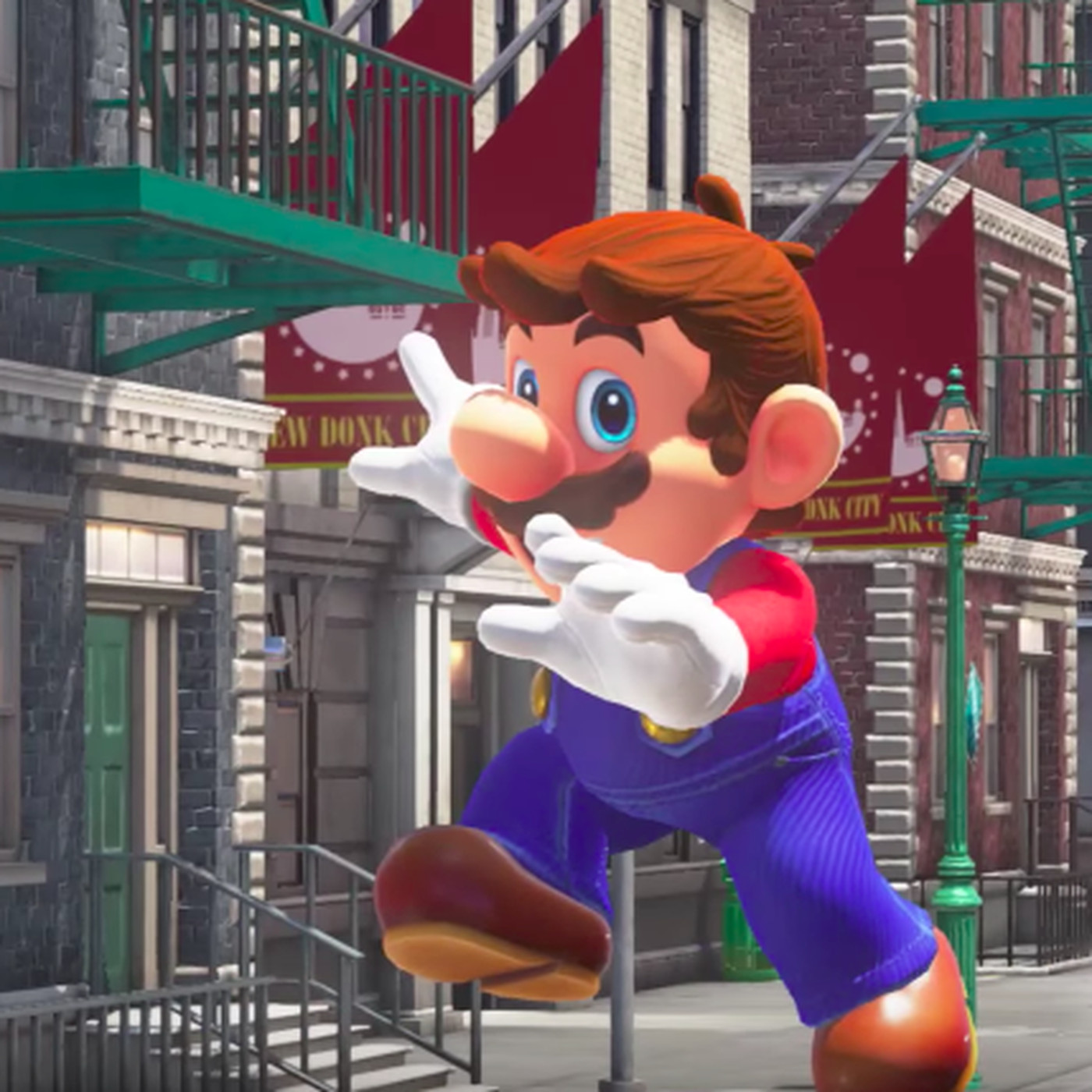 Super Mario Odyssey\'s new feature proves it was made for making ...
