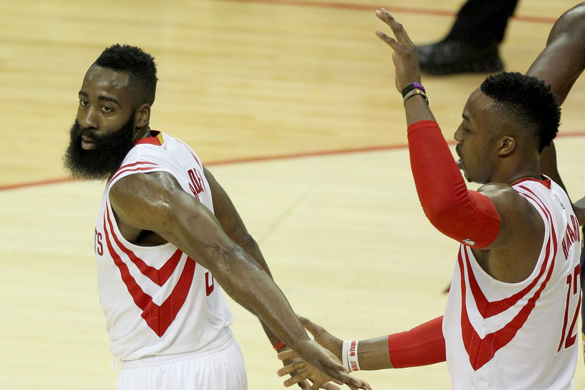 When both of these guys are on, the Rockets are impossible to stop