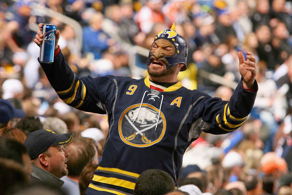 99% of all season tickets were bought by this guy.