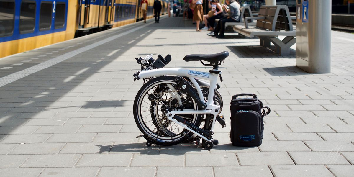 Brompton Electric bike review: remarkably practical - The Verge