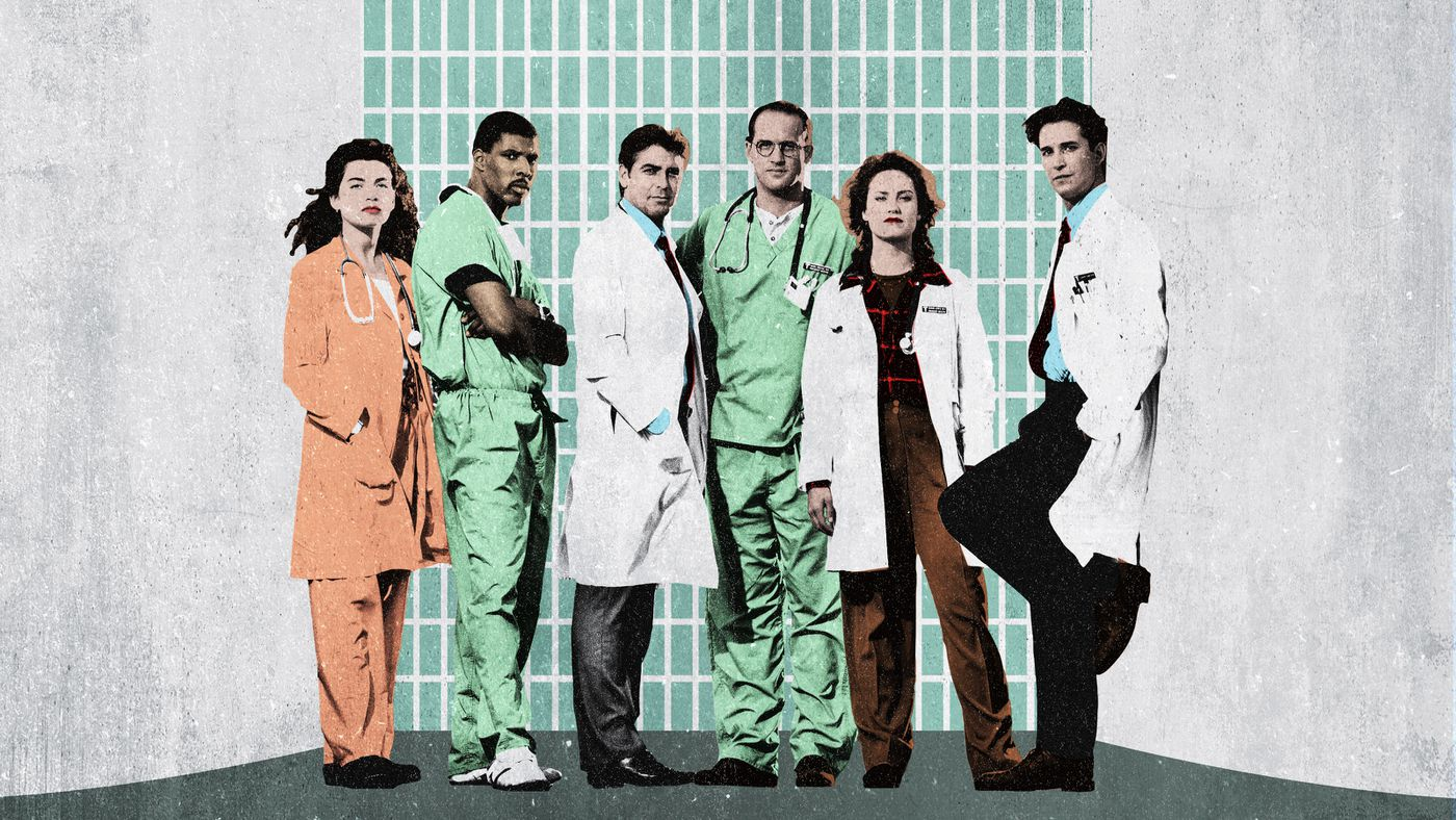 'ER' Was Prestige TV Before the Term Even Existed