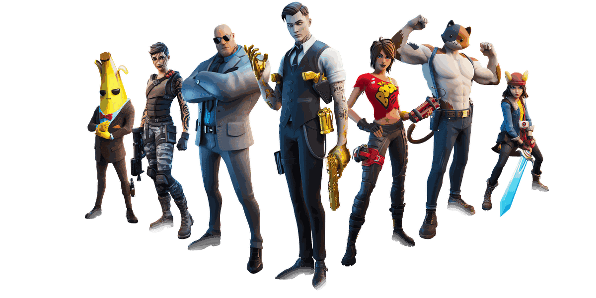 Fortnite Chapter 2 Season 2 Is A Secret Agent Themed Battle Royale The Verge