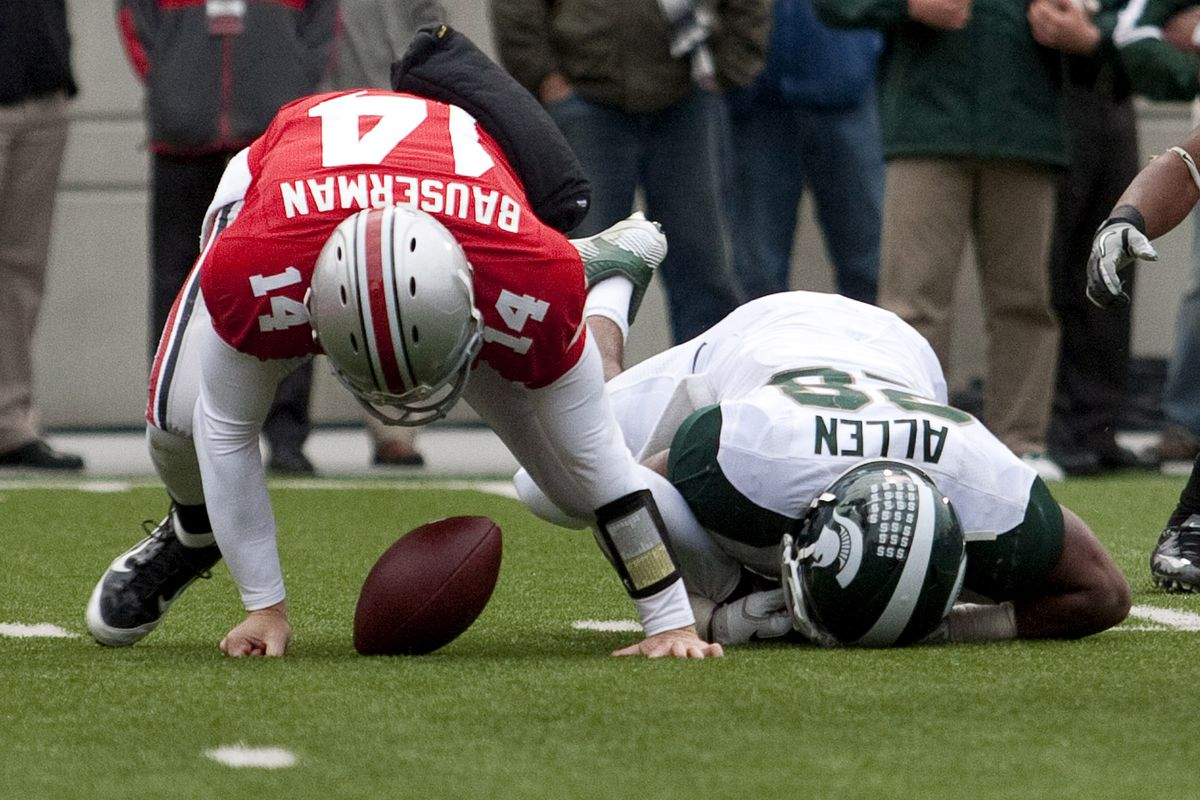 Don't fumble your bowl picks like Bauserbro did the pigskin here.