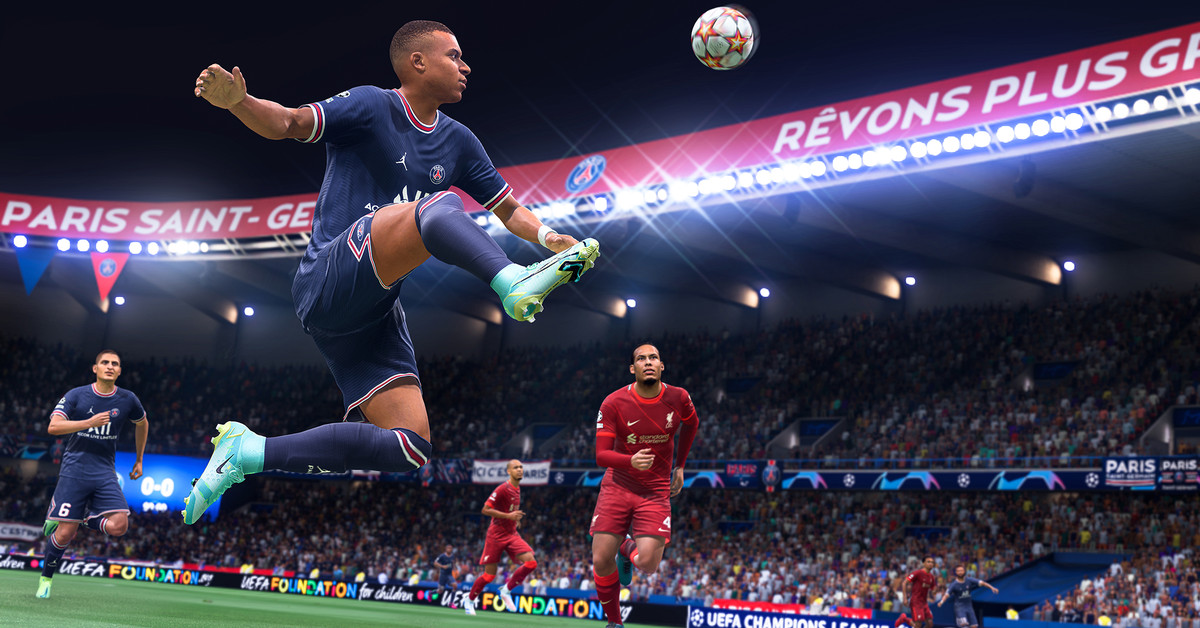 FIFA 22's HyperMotion is 'the start of machine studying taking up animation'