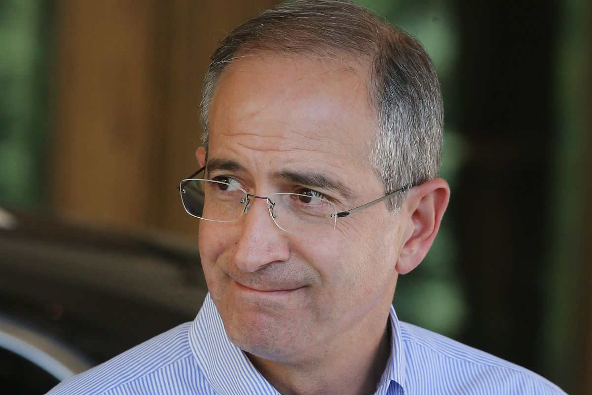 Comcast CEO Brian Roberts.