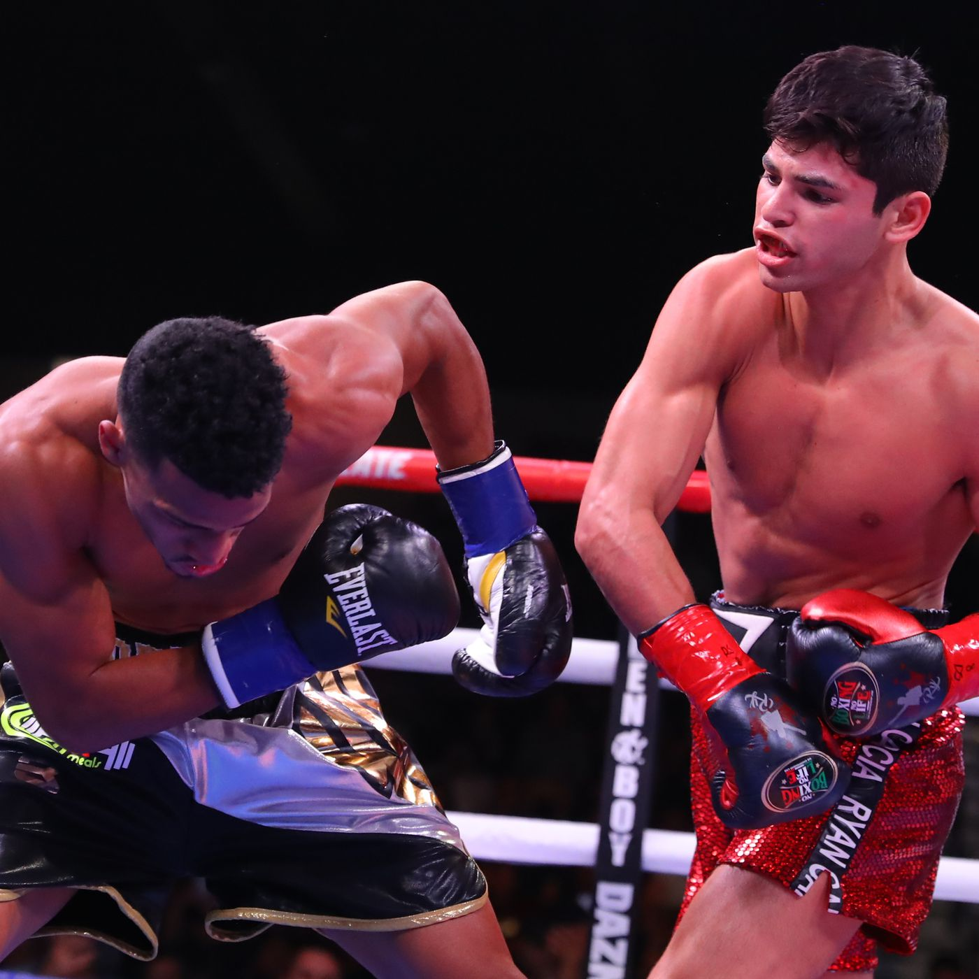 Ryan Garcia Romero Duno Being Discussed For Fall Bad Left Hook