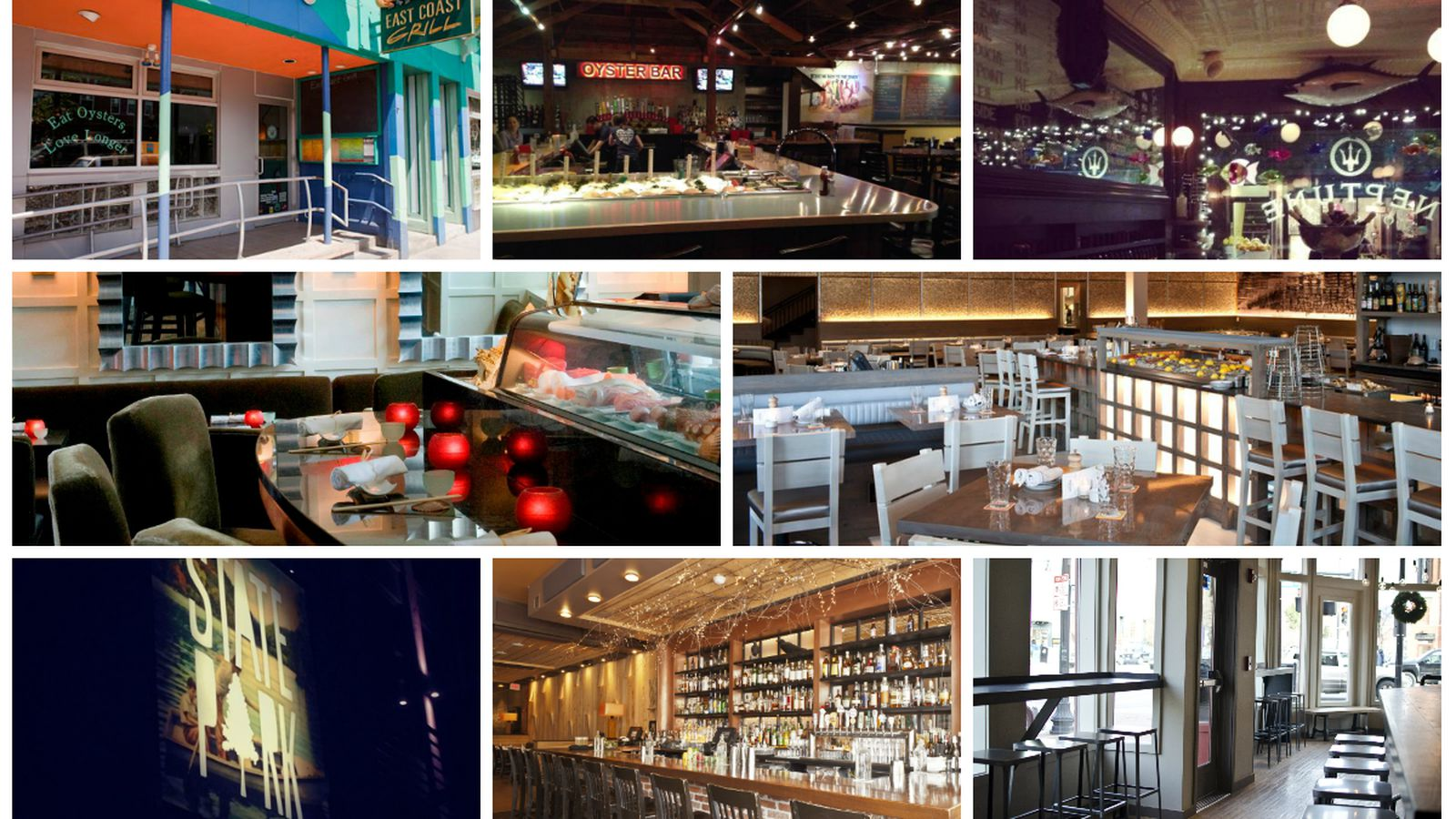 Aw shucks where to get a creative oyster fix eater boston for Open table 99 park