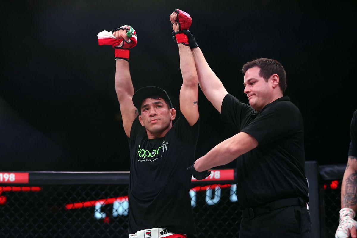 MMA: Bellator 198-Sanchez vs Sicilia