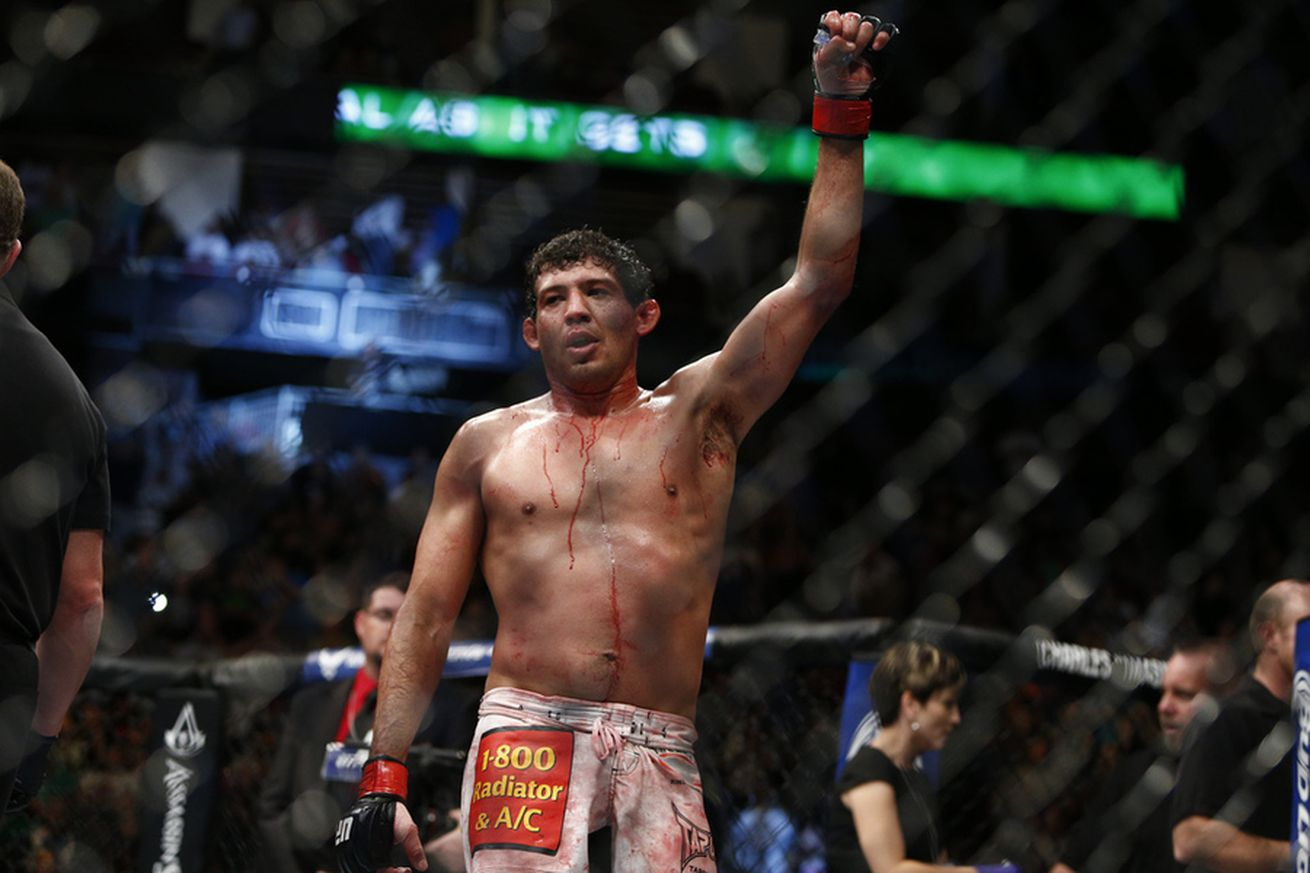 GIlbert Melendez vs. Jeremy Stephens set for UFC 215