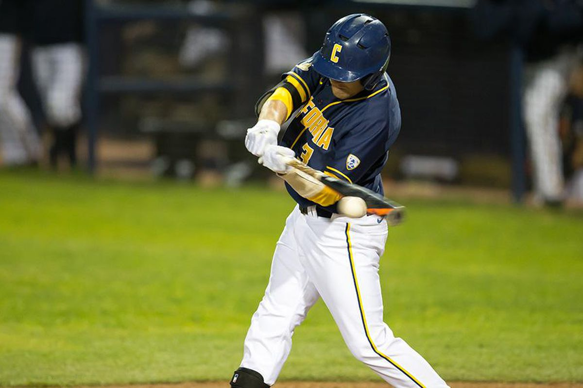 Brian Celsi hit a homer in the 11th inning on Saturday afternoon to put the Bears ahead for good.