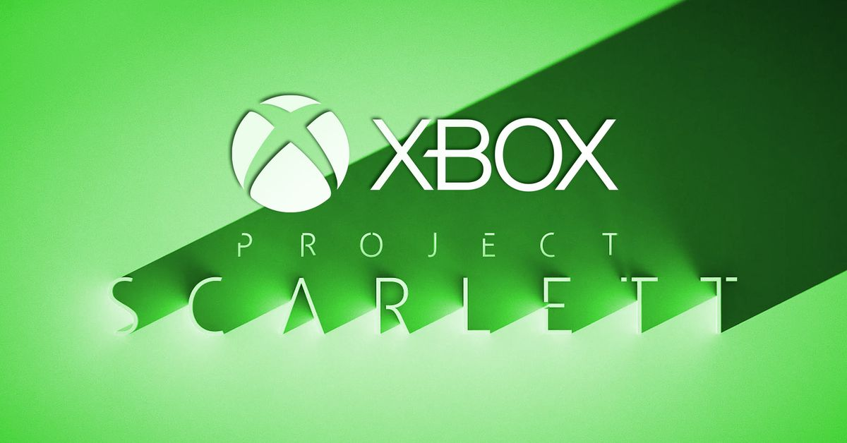 Xbox Scarlett details: What we know about release date, price, games