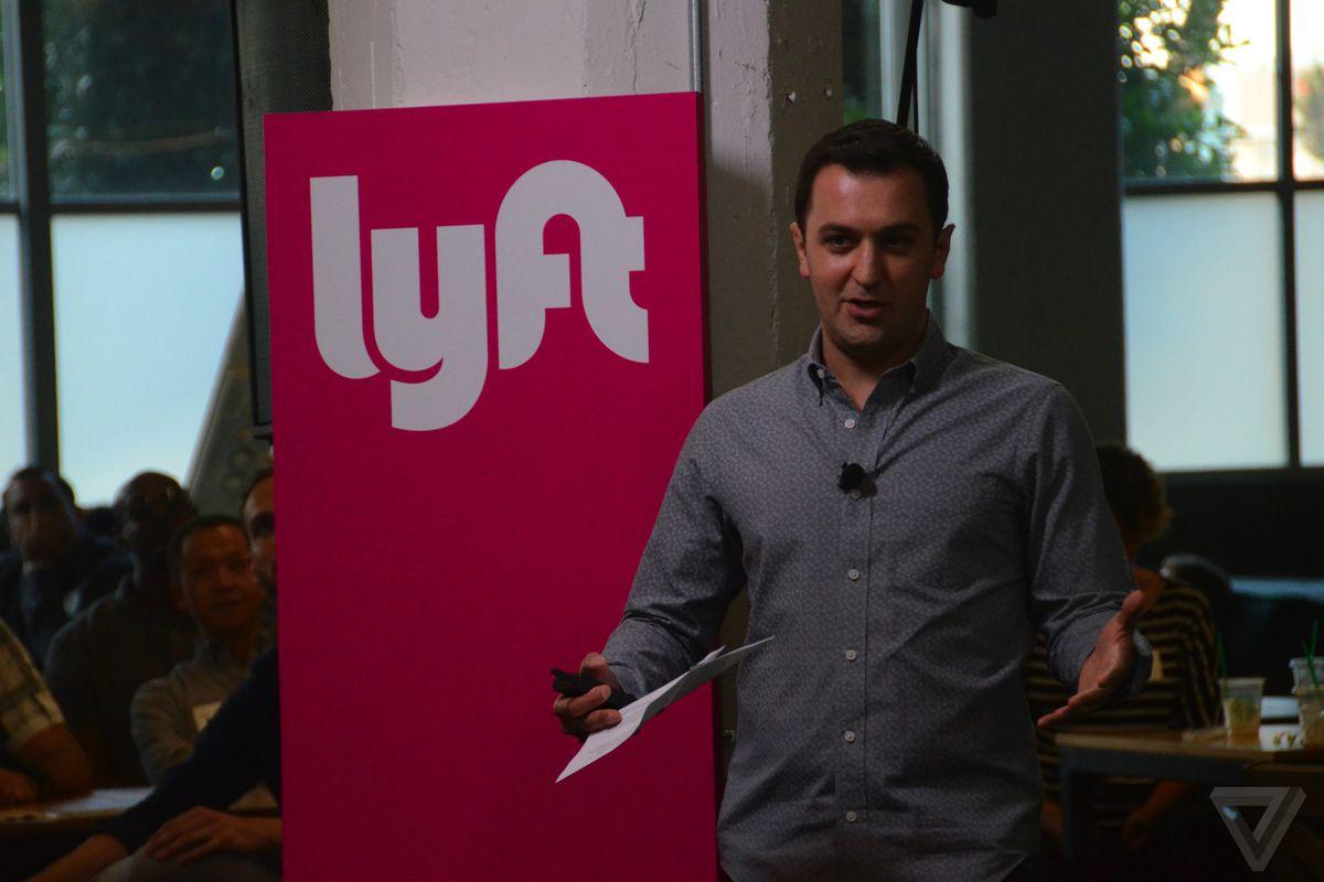 Lyft co-founder John Zimmer
