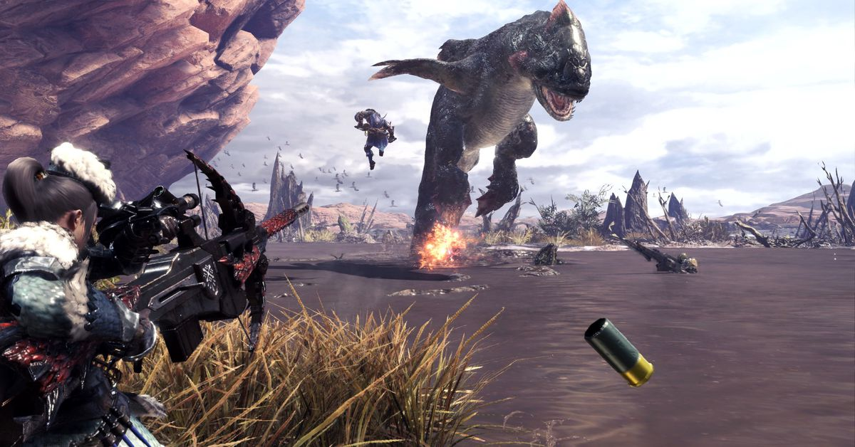 Monster hunter world beginners guide polygon solutioingenieria Choice Image