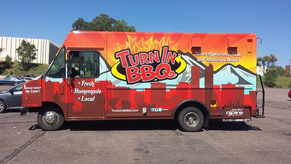 Bbq Food Trucks Boulder
