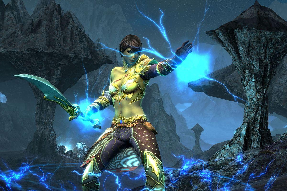 Rift: Starfall Prophecy screenshot