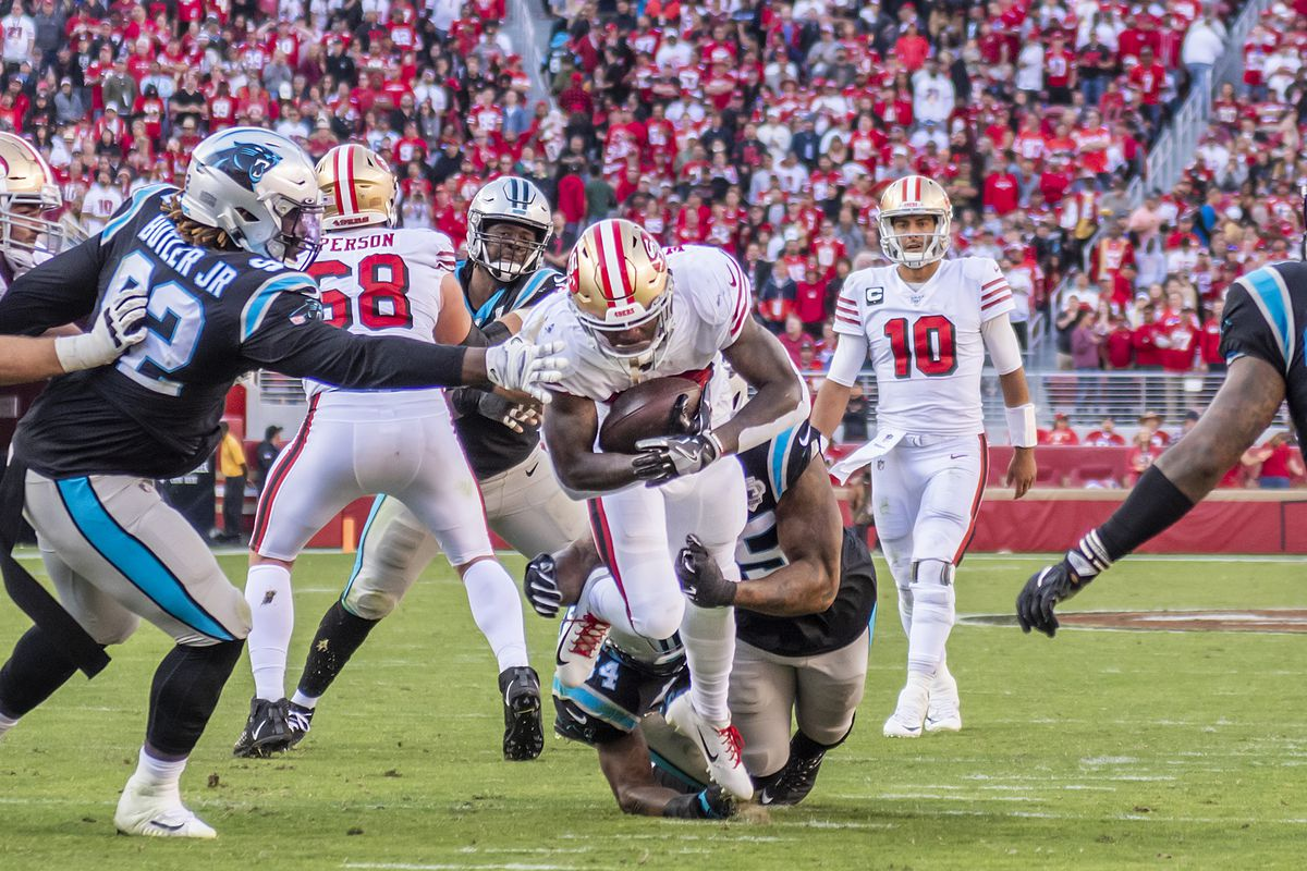 49ers red zone dominance has been the key to success this season