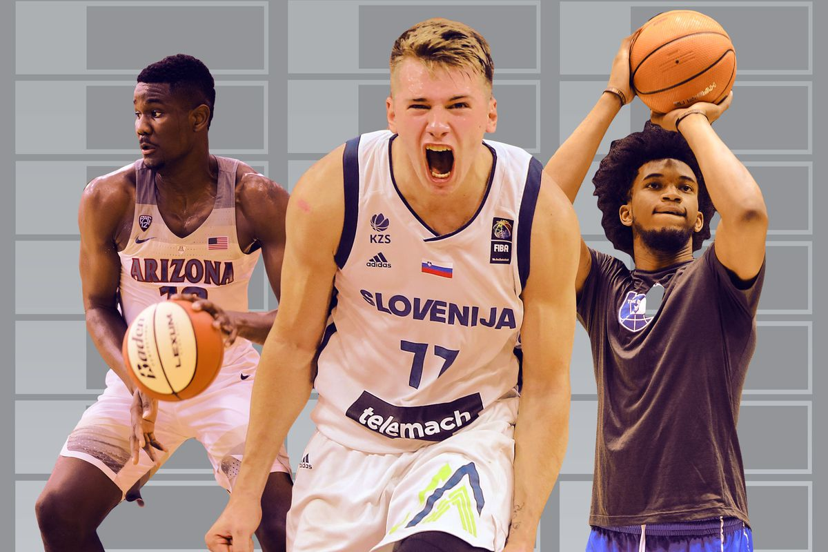An Entirely Premature 2018 NBA Lottery Mock Draft - The Ringer 8628f4f58d6