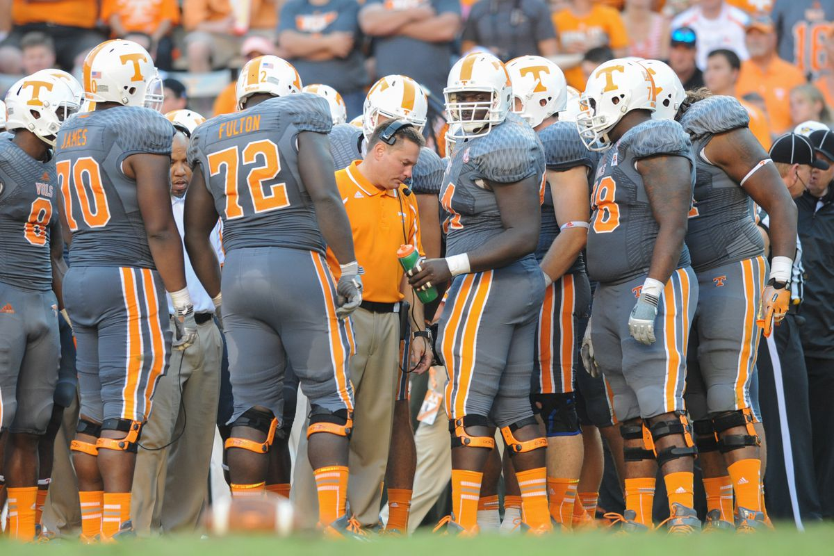 The newest Vol might actually be taller than anyone in this picture