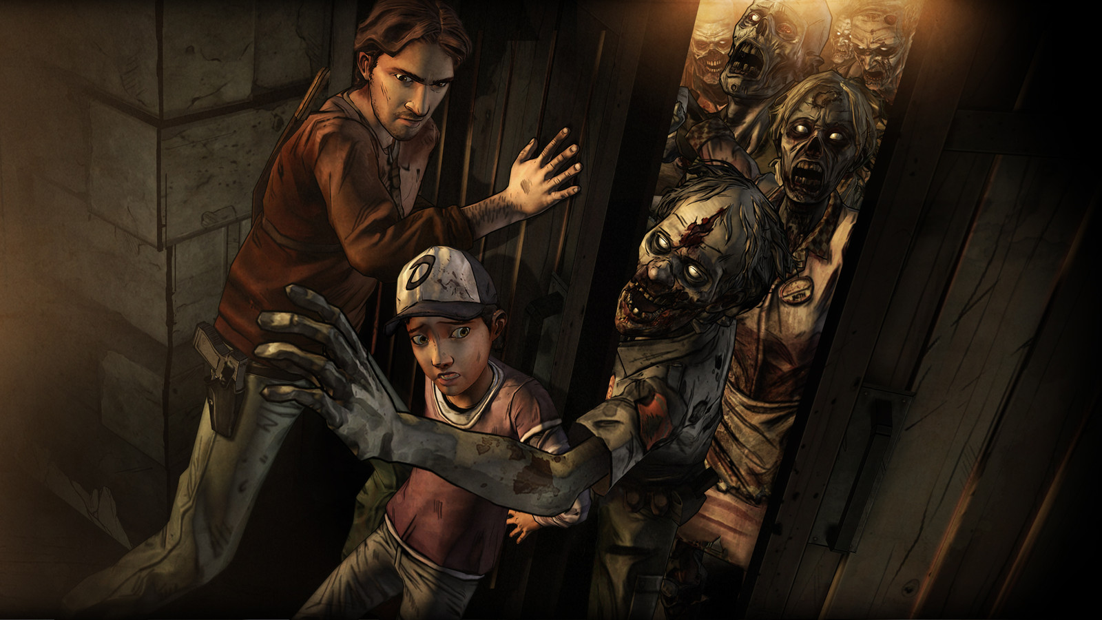 The Walking Dead Season 2: Episode 2 review: bleak house