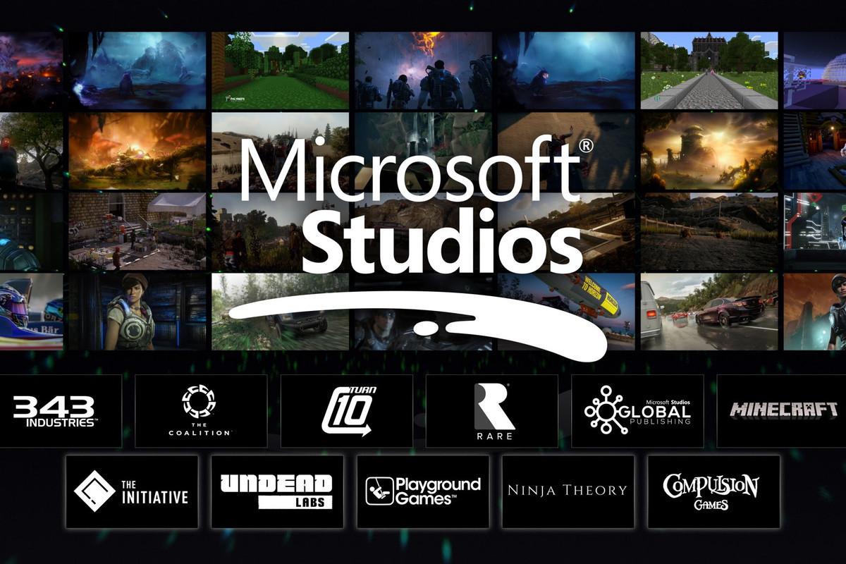 Microsoft announces big, multistudio push to create more