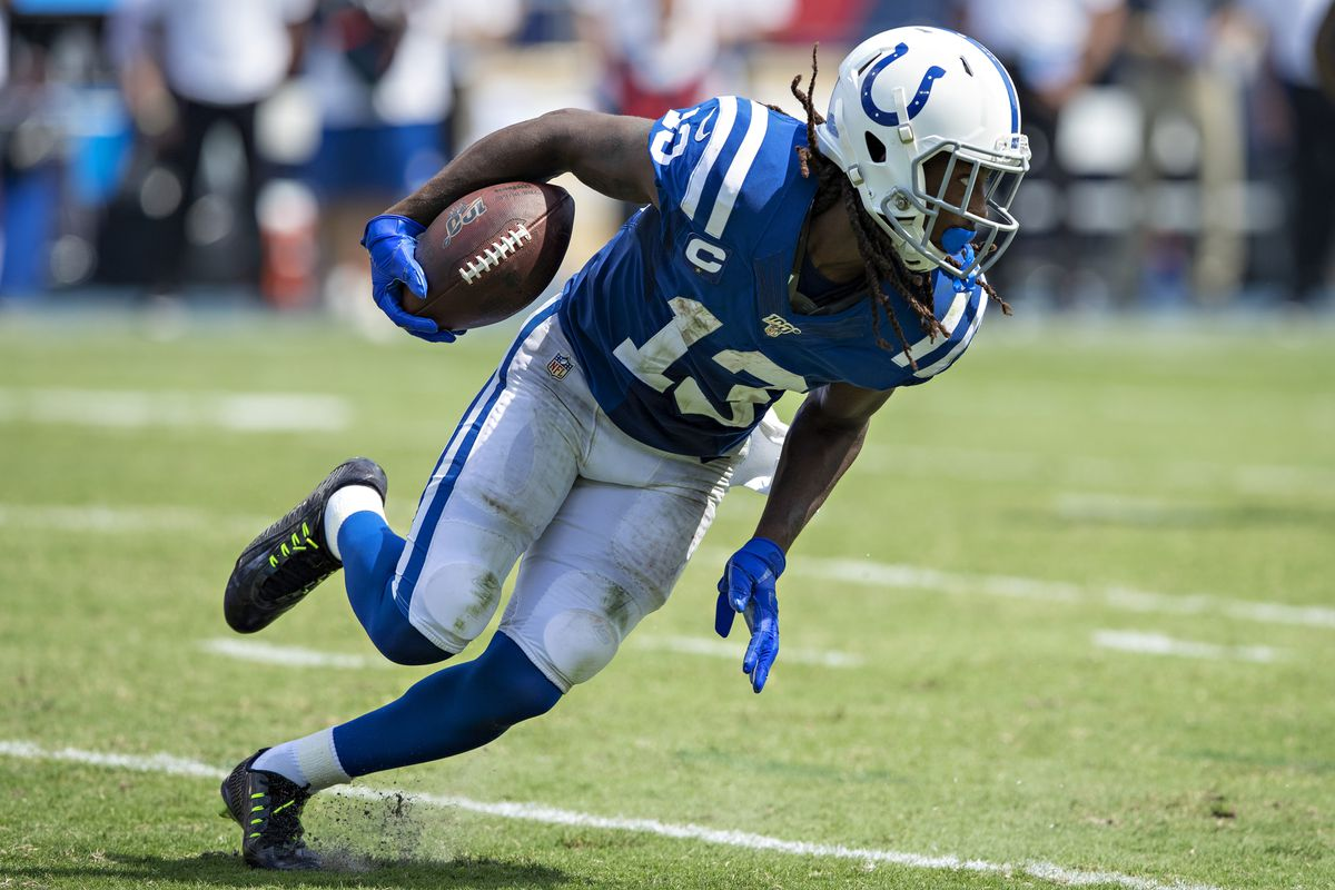 PFF Ranks the Colts Wide Receiver Unit as the NFL's 22nd Best ...