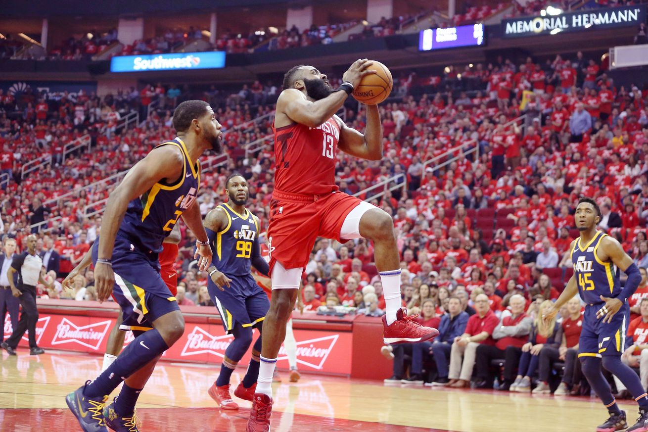 Rockets runaway in Game 2 with 118-98 victory over the Jazz