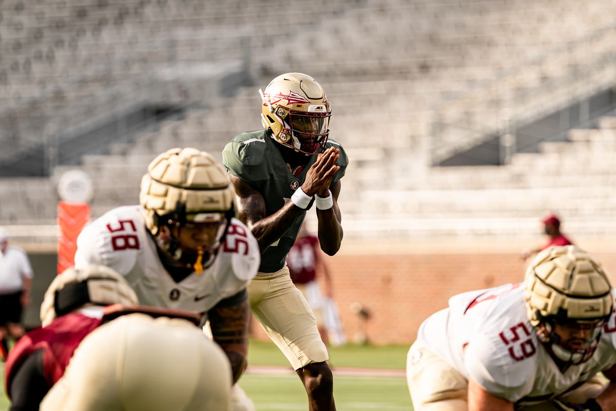 Florida State Football Practice Highlights From Game Week One Tomahawk Nation