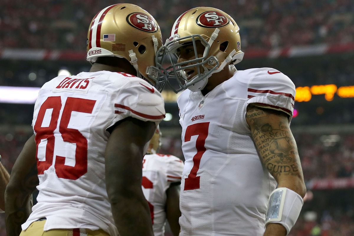 Colin Kaepernick nudity could get him some clowning in the