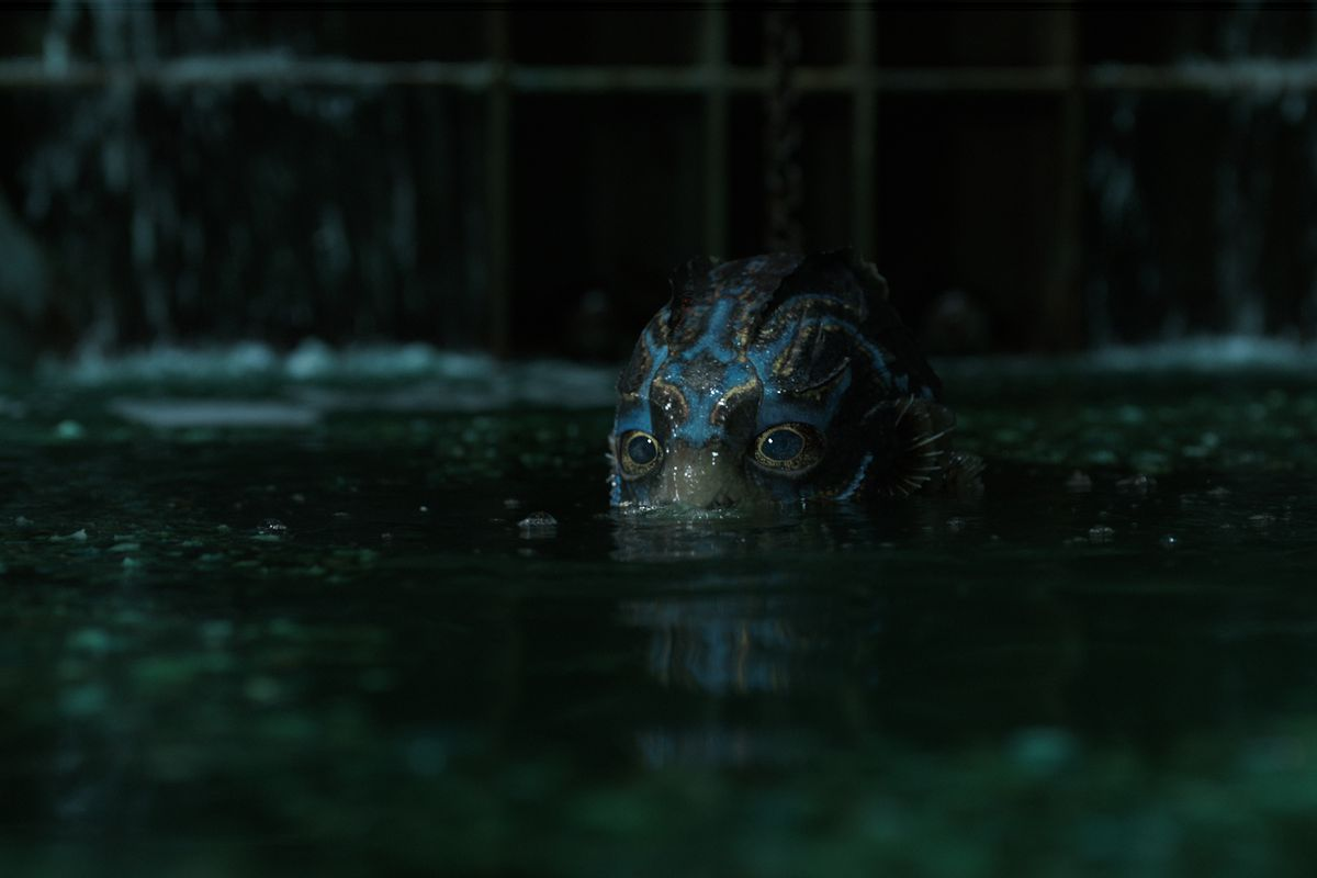 How The Shape of Water's visual effects turned a merman into a romantic  lead - The Verge