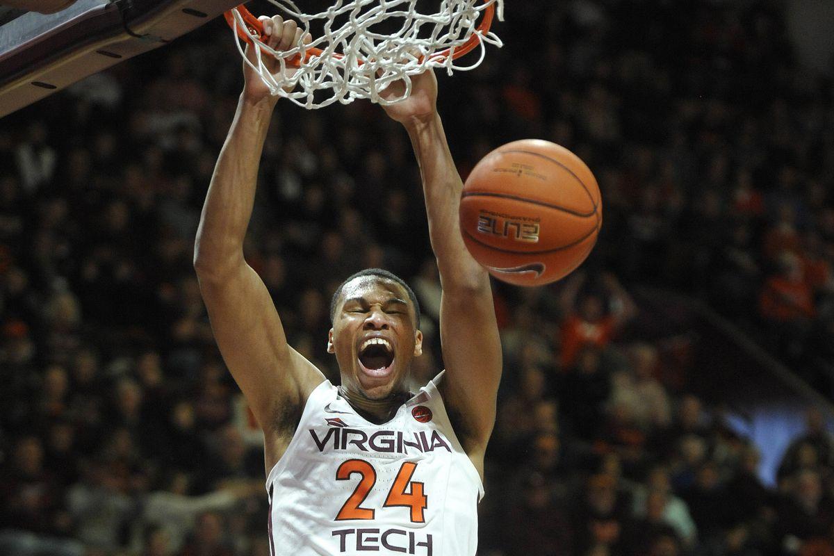 NCAA Basketball: Boston College at Virginia Tech