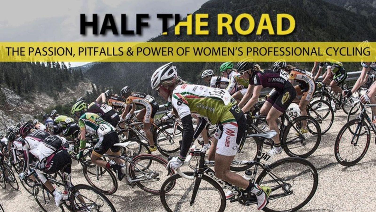 Showcasing the pitfalls of women's pro cycling