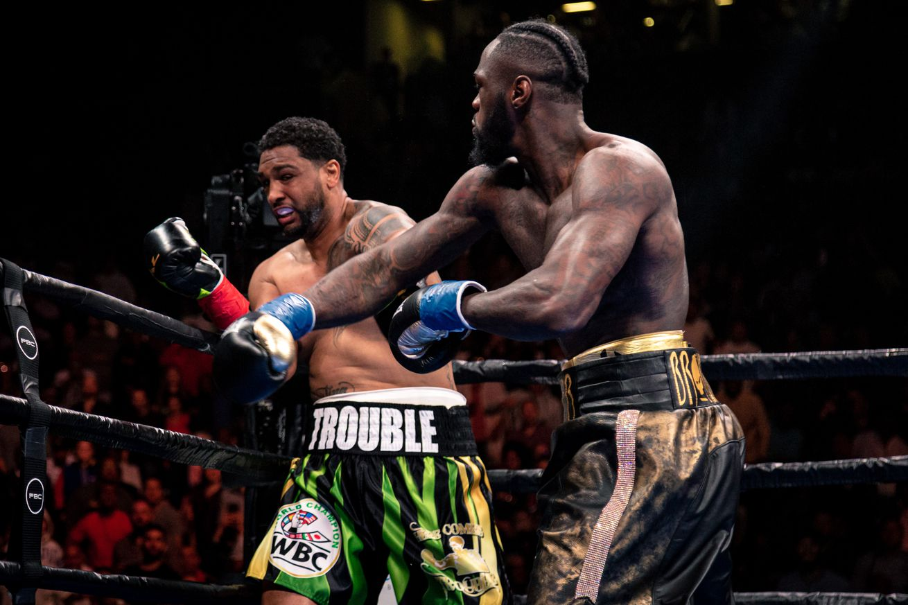 Deontay Wilder vs Dominic Breazeale   May 18  2019 05 18 2019 Fight Ryan Hafey   Premier Boxing Champions3.0 - Roundup (May 20, 2019): Next for Wilder, Inoue, Pacquiao-Thurman, more