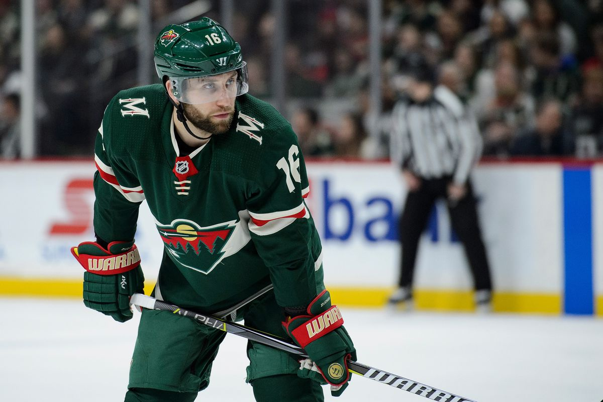 Why Is Jason Zucker Struggling To Score Goals For The Wild