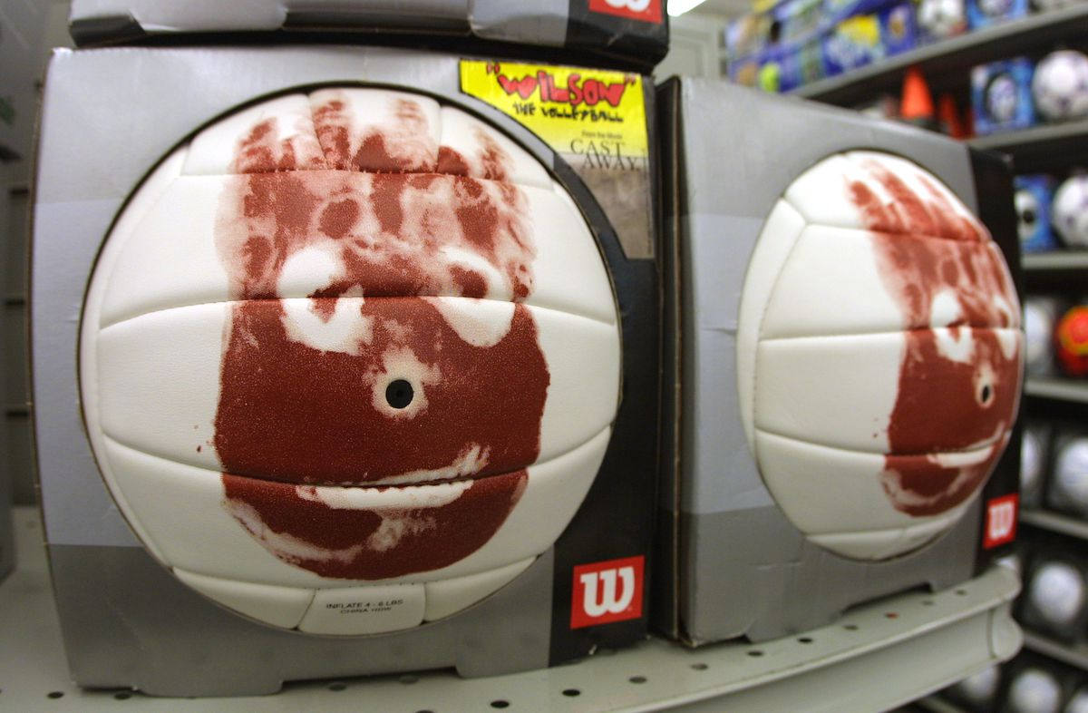 Wilson Volleyball Sold in Sporting Good Stores