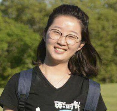 Yingying Zhang | Photo courtesy of the University of Illinois Police Department via AP