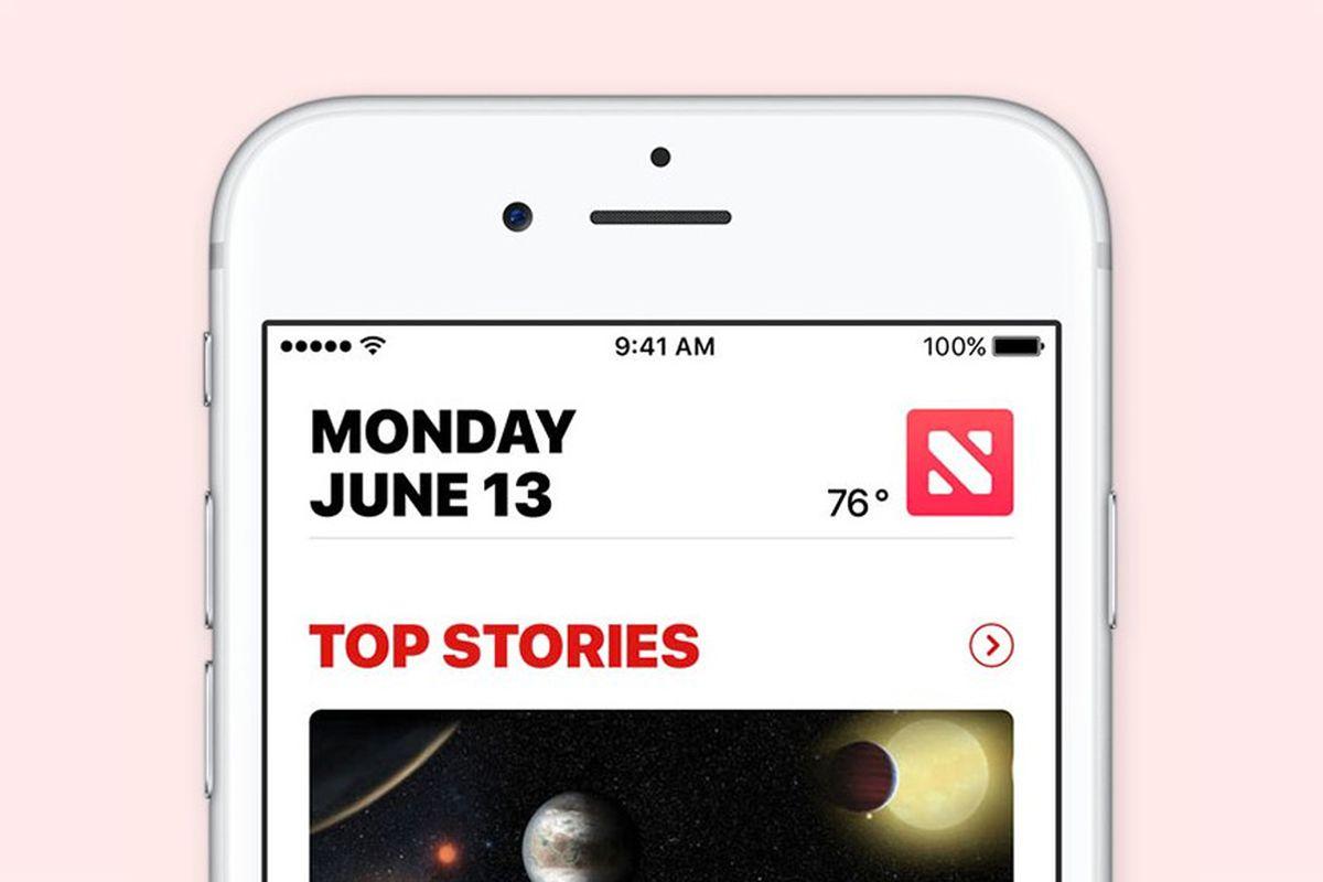 Hasil gambar untuk apple news