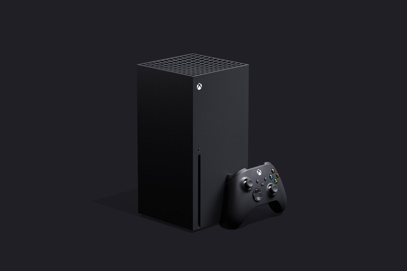 Yes You Can Use The New Xbox Series X Horizontally The Verge