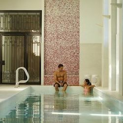 It's pretty impossible not to be charmed by the glam, Parisian-inspired decor at the The Waldorf Astoria Chicago (11 East Walton Street, 312-646-1300.) The hotel's Elysian Spa and Health Club offers 14,000 square feet of pristine treatment rooms, fitness