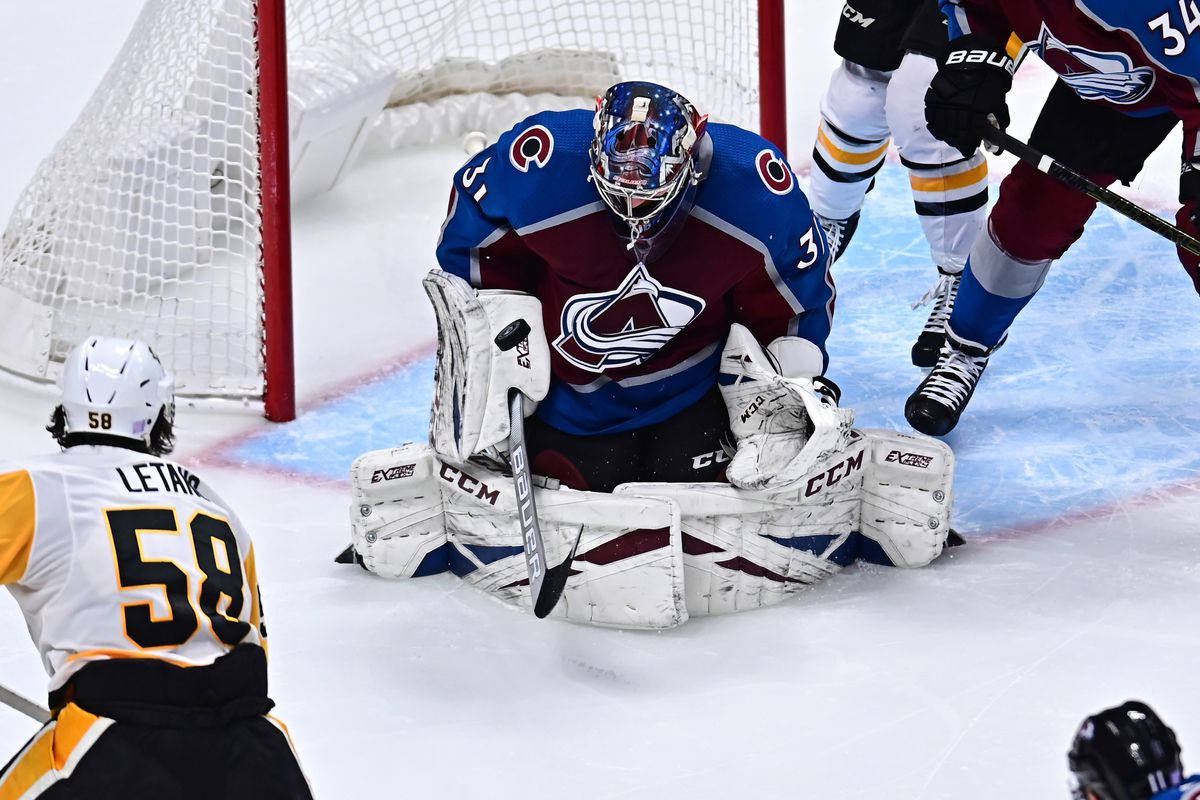 NHL: Pittsburgh Penguins at Colorado Avalanche