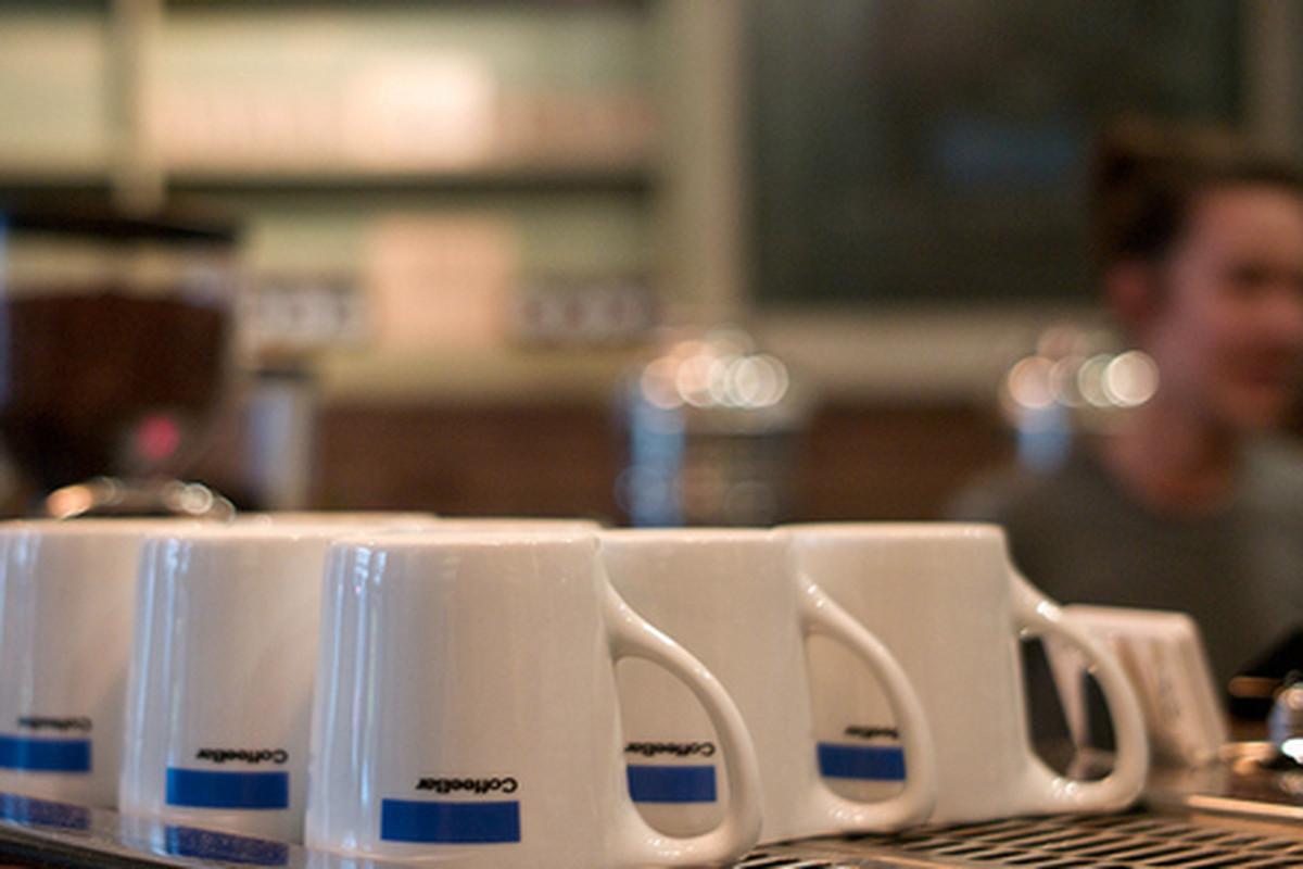 CoffeeBar, Downtown.